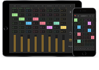 how to make music with a launchpad